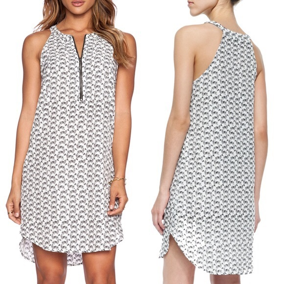 374fe56d1236 Splendid Dresses | For Anthropology Zebra Print Dress | Poshmark